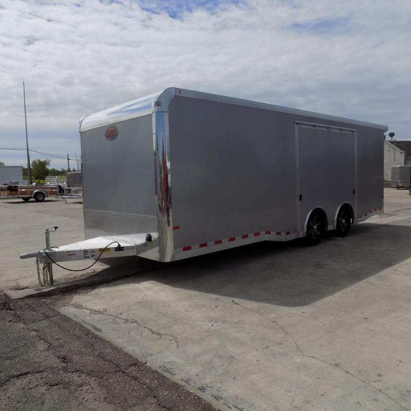 New Sundowner Trailers 8.5' x 24' Car / Racing Trailer - Full Escape Door
