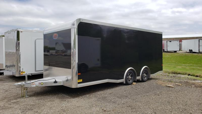 New Sundowner 8.5' x 20' Aluminum Enclosed Race Series Trailer