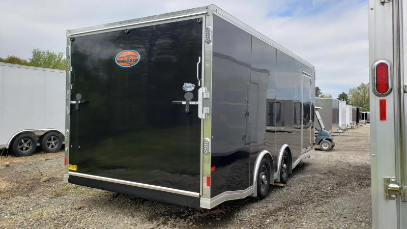 New Sundowner 8.5' x 20' Aluminum Enclosed Race Series Trailer