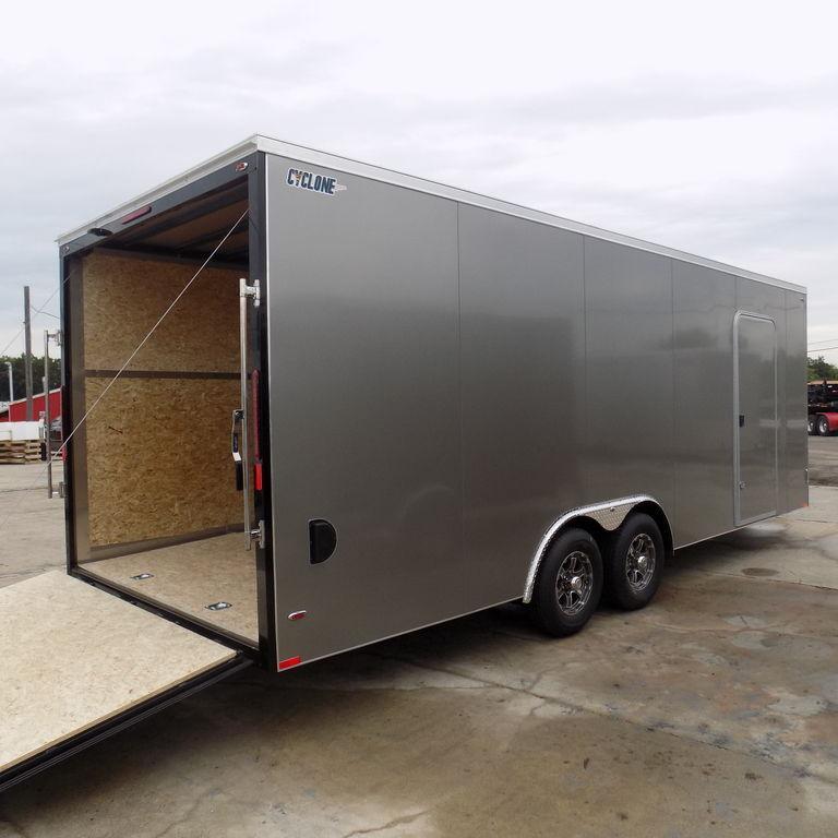 New Legend Cyclone 8.5' x 24' Enclosed Car Hauler For Sale