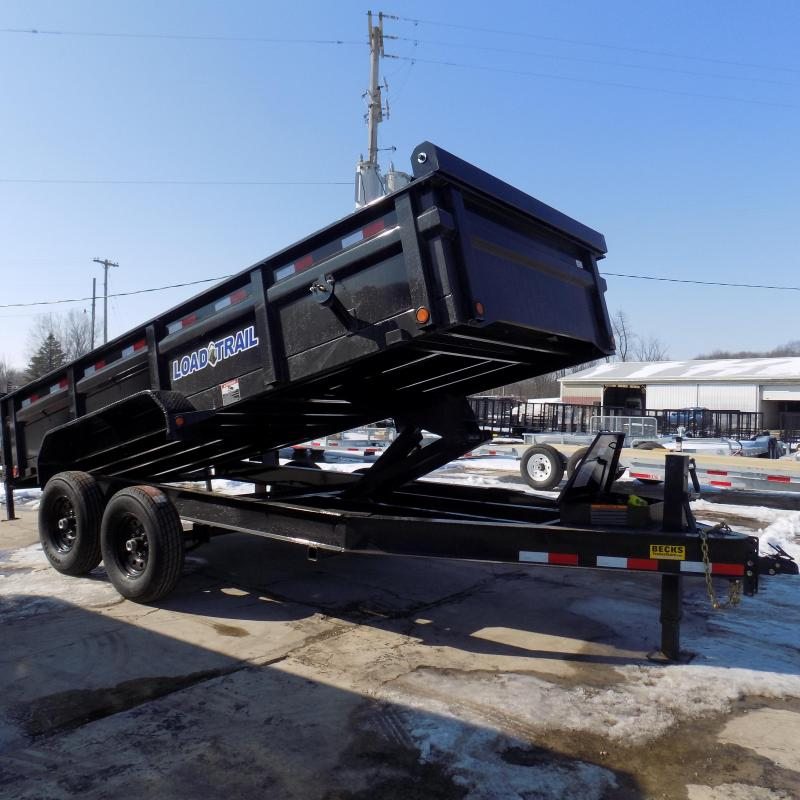"New Load Trail 83"" X 16' Dump Trailer for Sale in Ashburn, VA"