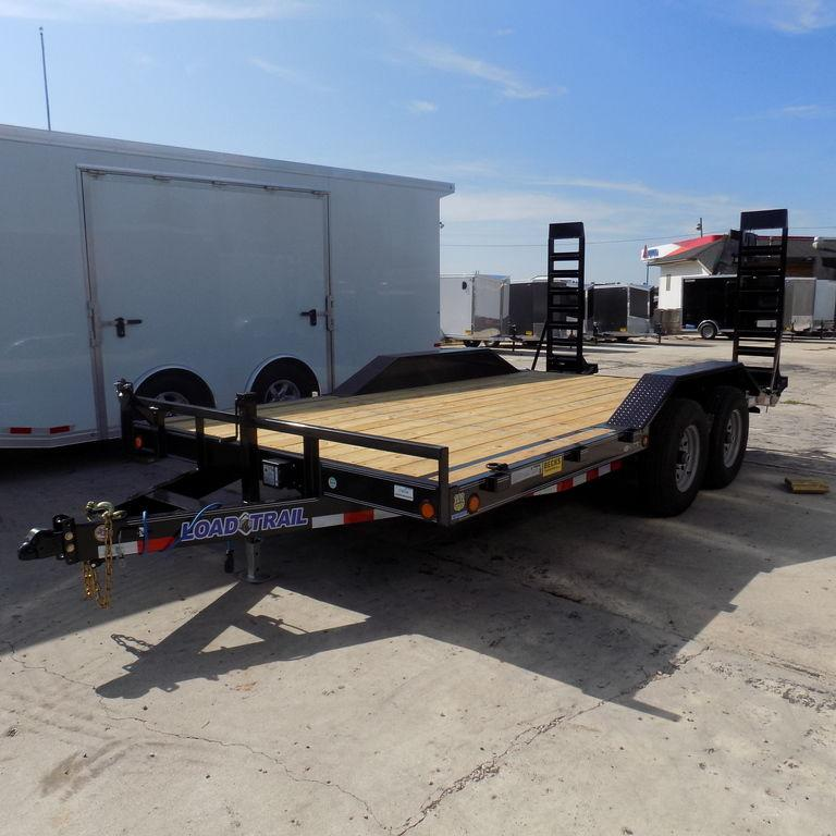 "New Load Trail102"" x 18' Open Car Hauler"