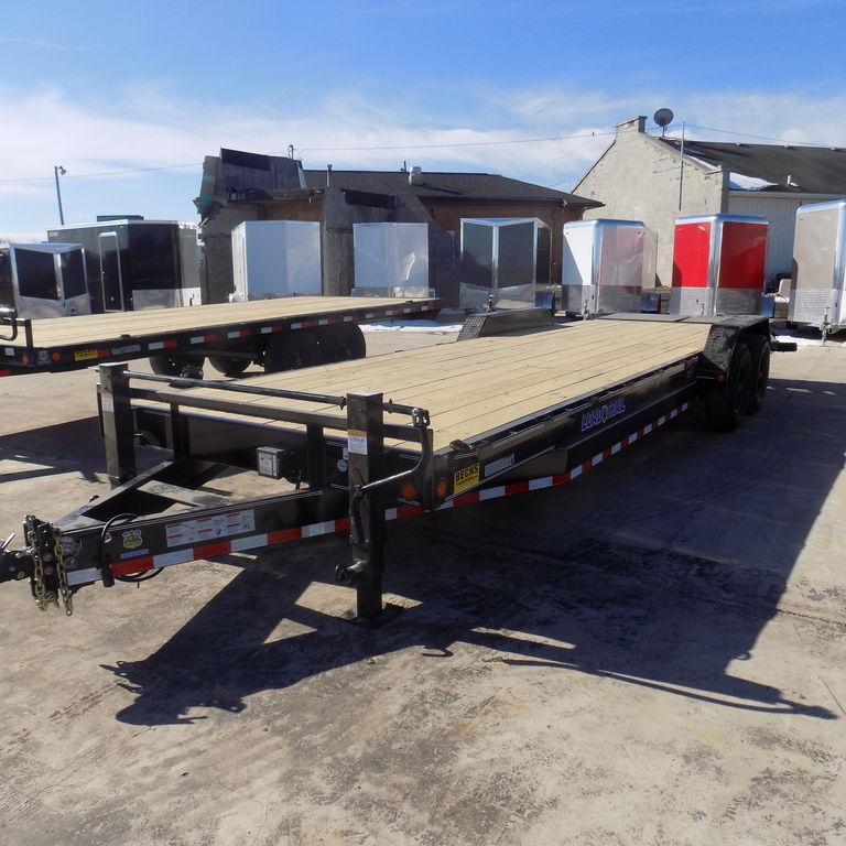 2018 Load Trail CH14 CH8326072 Open Car Hauler