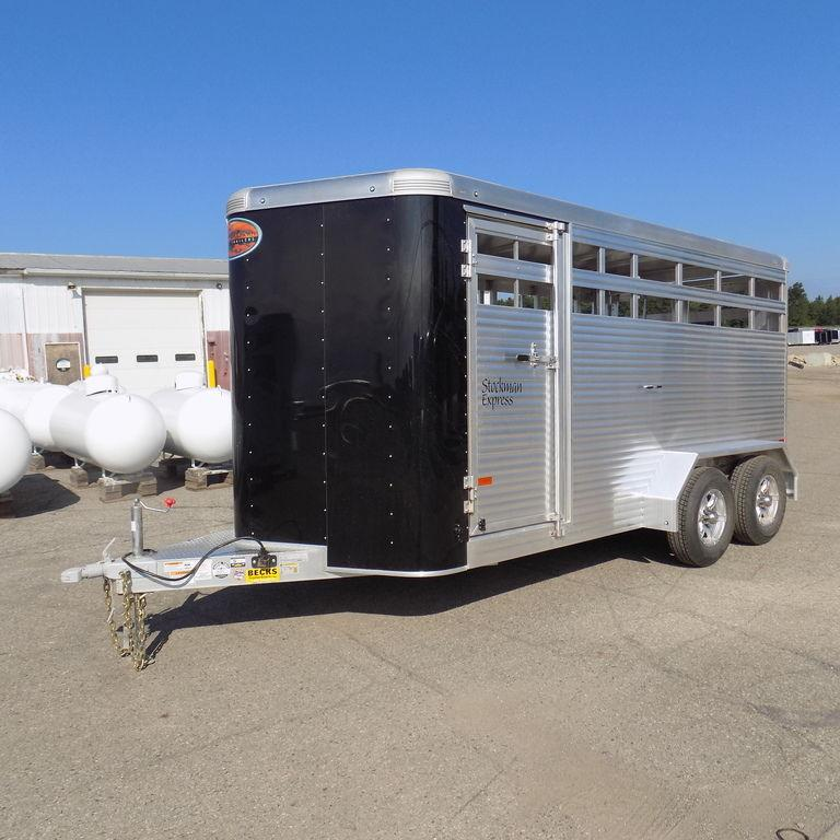 New Sundowner Trailers Stockman Express 16-Payments of $159/mo.