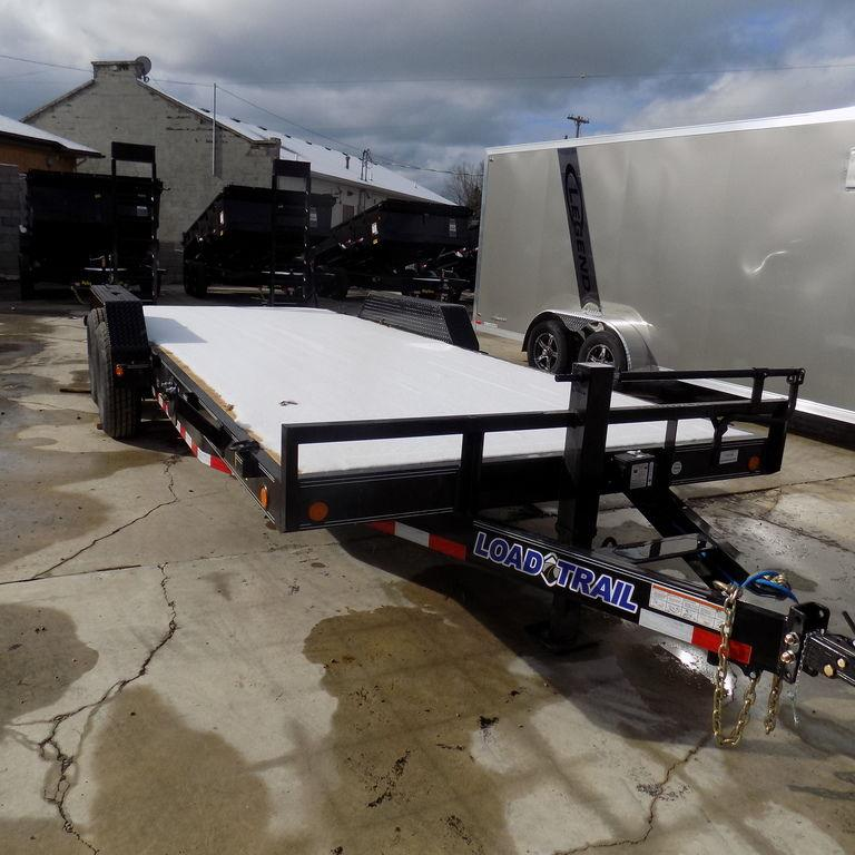 New Load Trail CH14 CH0228072 Open Car Hauler