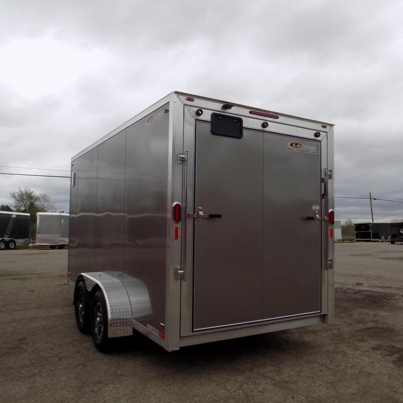 New Legend FTV 7' x 17' Aluminum Enclosed Cargo For Sale