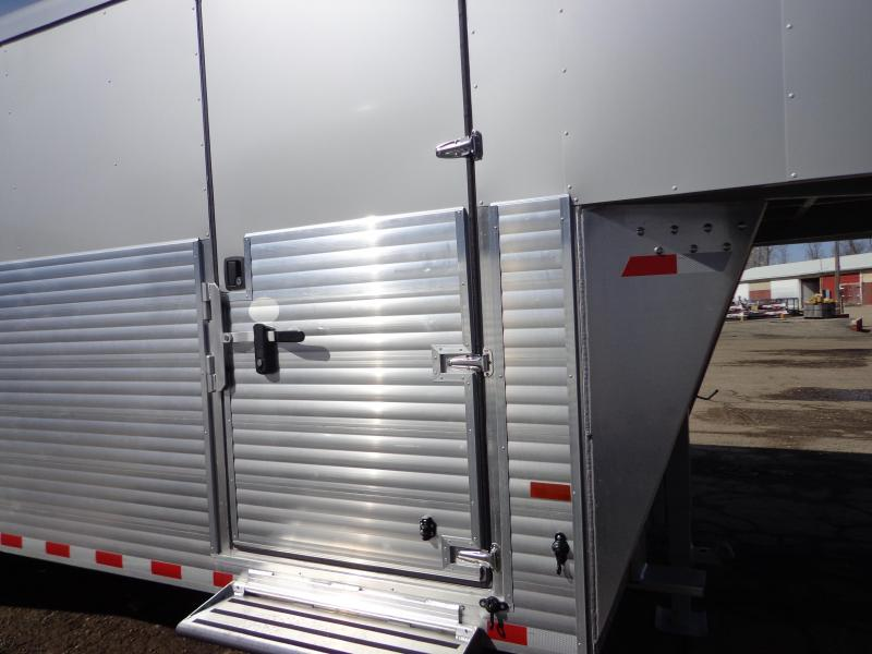 New Sundowner 24' Gooseneck Enclosed Cargo Trailer - 15K Weight Rating
