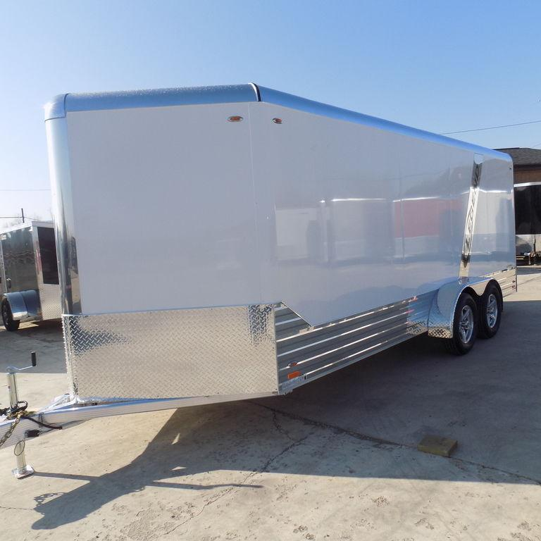 New Legend Trailers Deluxe V Nose 7X21DVNTA35