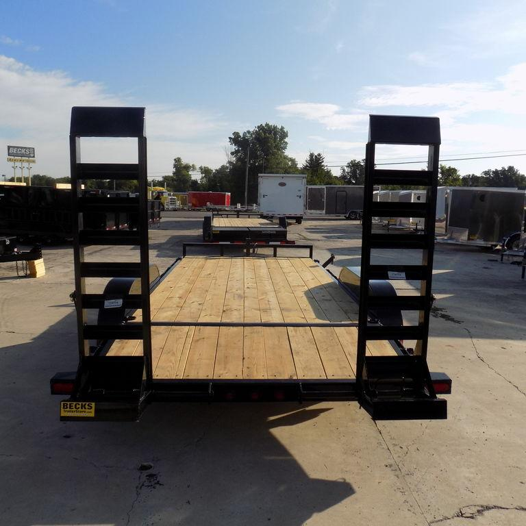 "New Load Trail CH07 83"" x 16' Open Car Hauler On Sale"