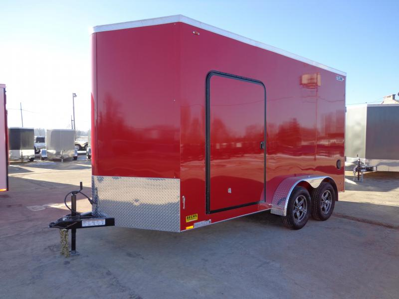 New Legenc Cyclone 7' x 16' Enclosed Cargo Trailer For Sale