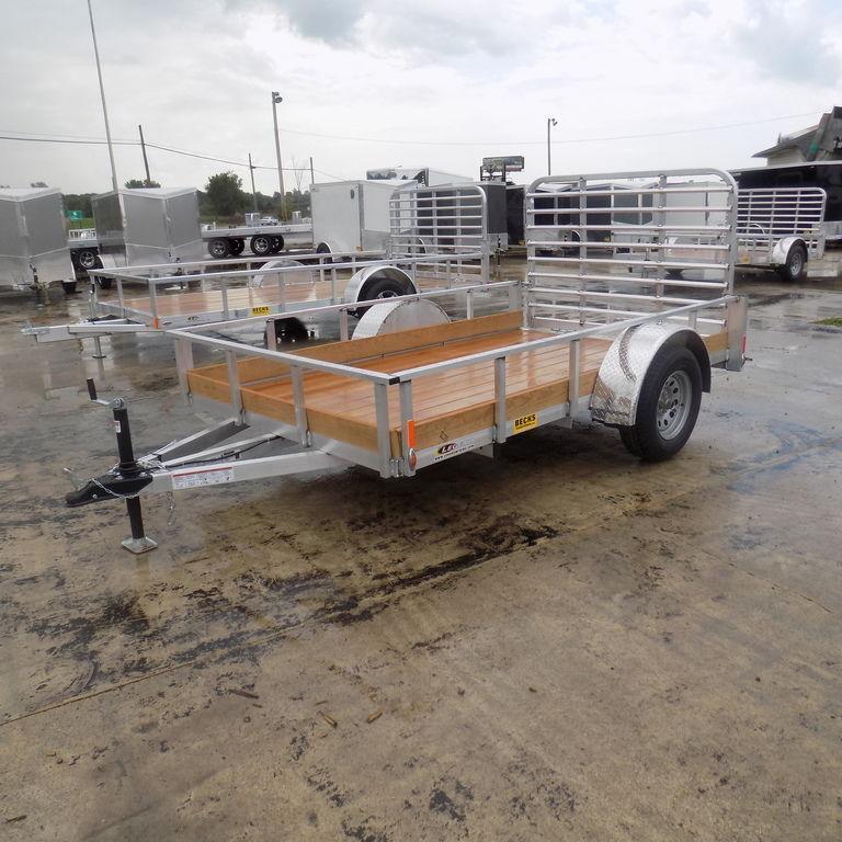 New Legend 6' x 10' Aluminum Utility Trailer For Sale in Ashburn, VA