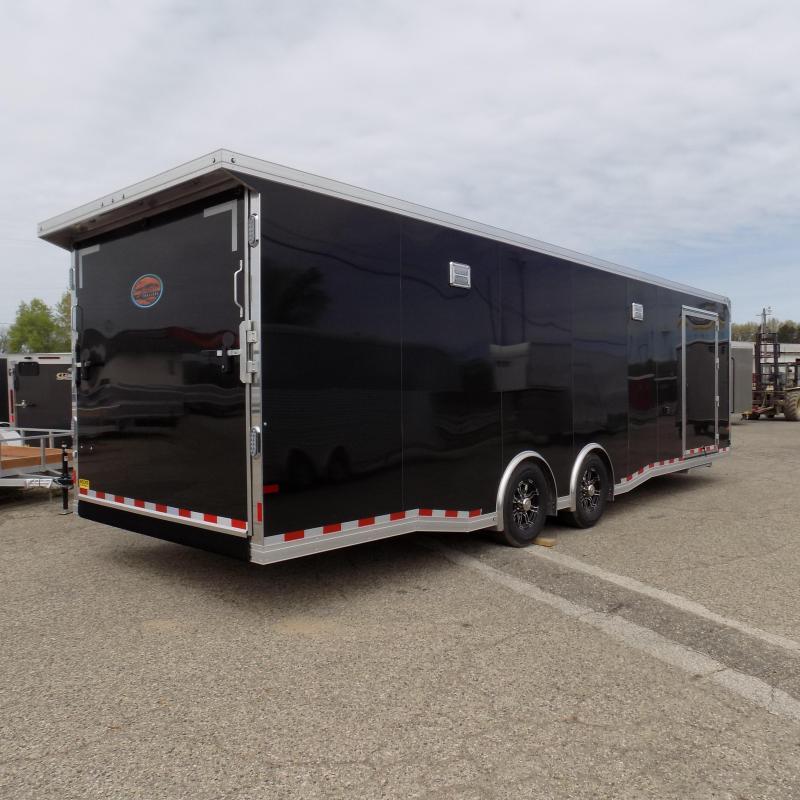 New Sundowner Trailers 8.5' x 28' Aluminum Race Series Trailer