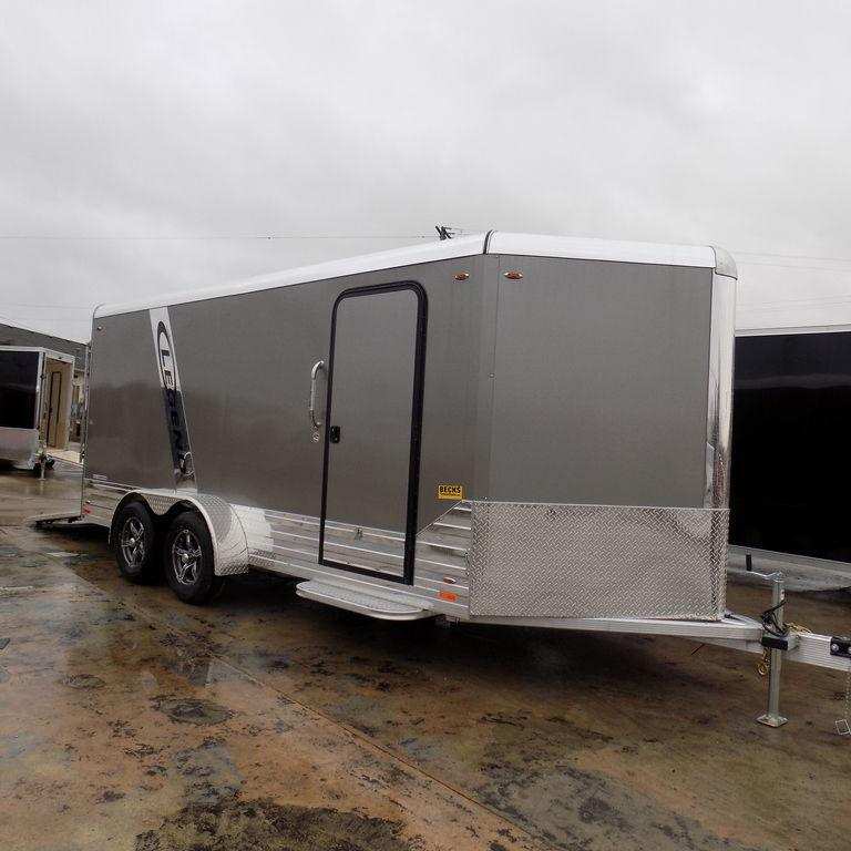 New Legend Trailers Deluxe V Nose Cargo 7X19DVNTA in Ashburn, VA
