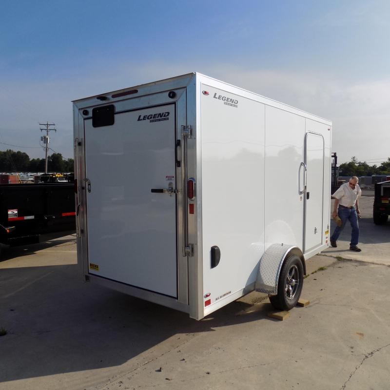 New Legend FTV 6' x 15' Enclosed Cargo Trailer For Sale