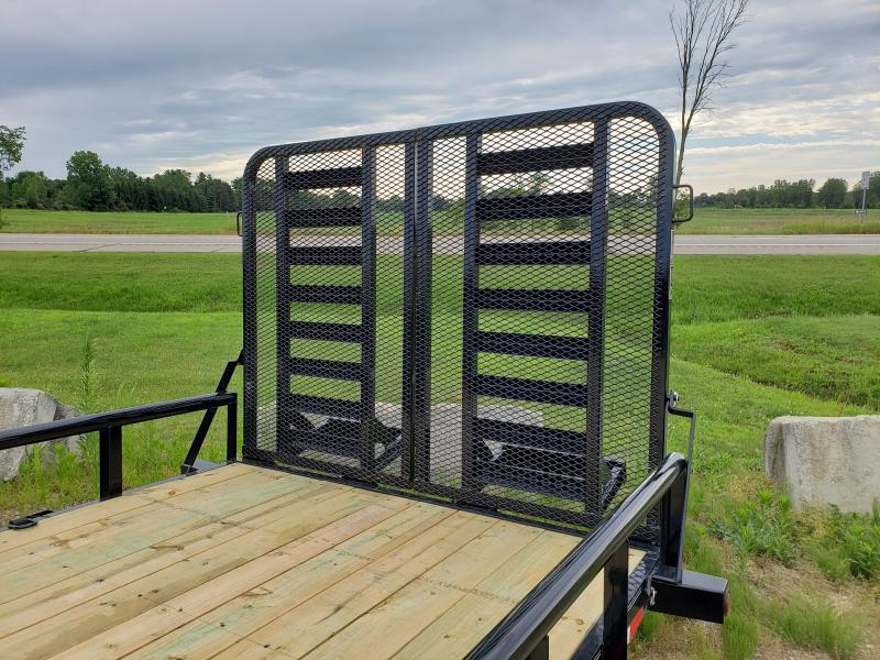 """New Load Trail 83"""" x 20' Open Car Hauler for Sale"""