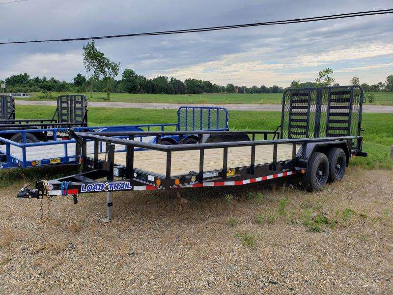 "New Load Trail 83"" x 20' Open Car Hauler for Sale"