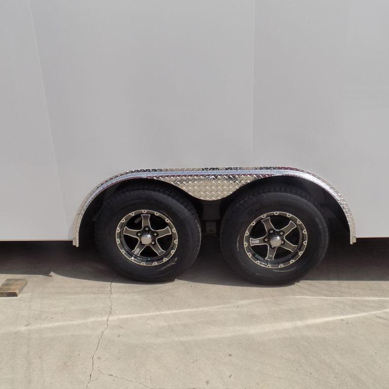 New Legend Cyclone 8.5' x 24' Enclosed Car Hauler / Cargo Trailer