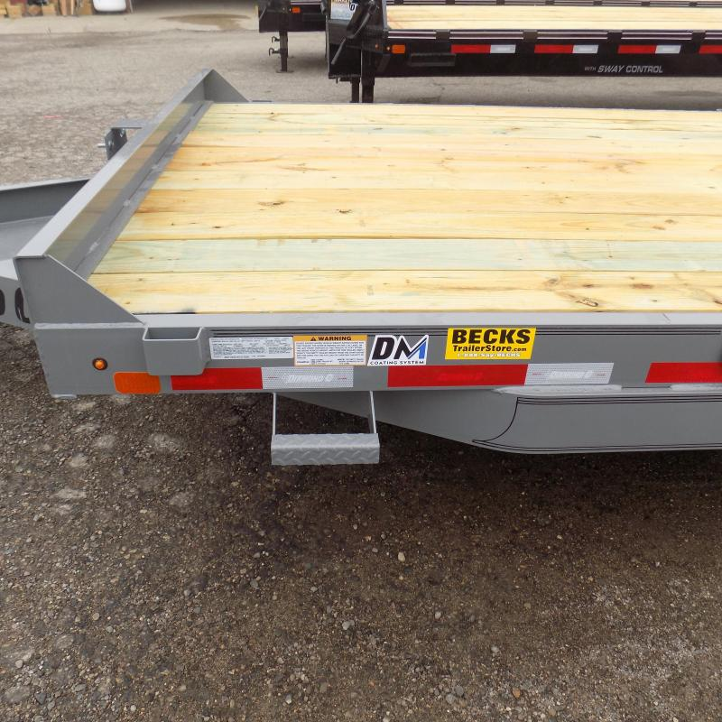 "New Diamond C Trailers 82"" x 20' Equipment Trailer For Sale"