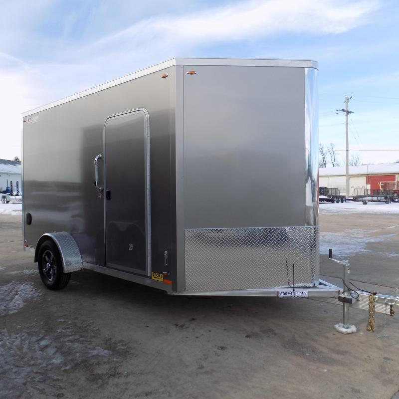 New Aluminum Legend FTV 7' x 15' Enclosed Trailer For Sale