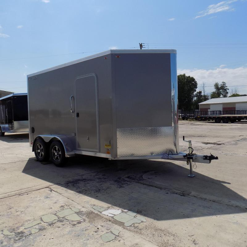 New Legend FTV 7' x 15' Aluminum Enclosed Cargo For Sale