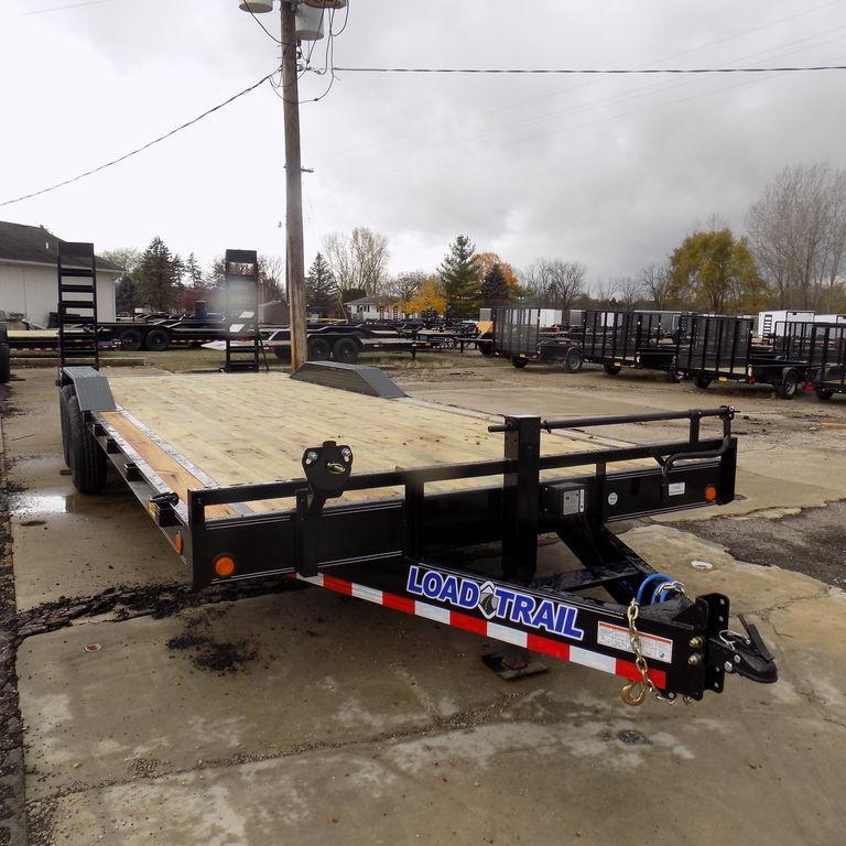 "New Load Trail CH14 102"" x 24' Open Car Hauler"