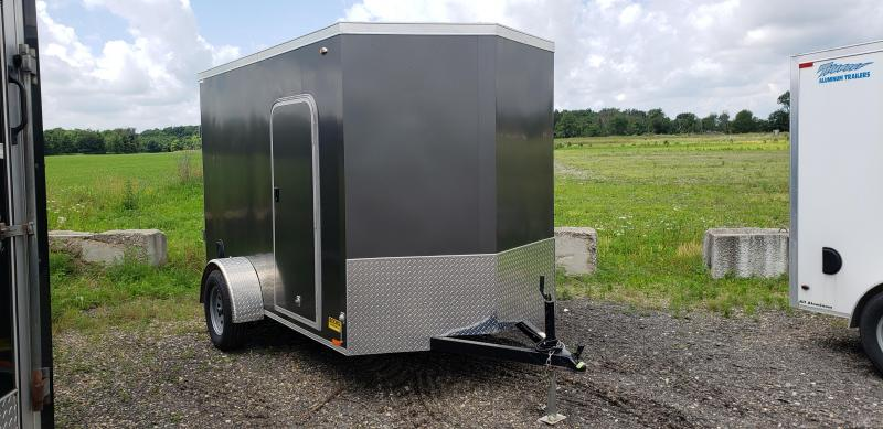 Used Legend Cyclone 6' x 11' Enclosed Cargo Trailer For Sale