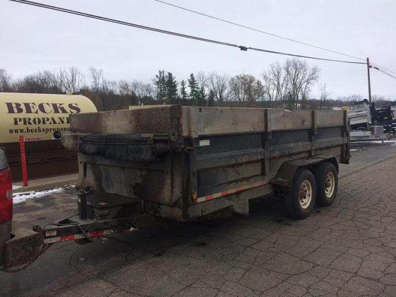 2014 PJ Trailers 7X16 Dump in Ashburn, VA
