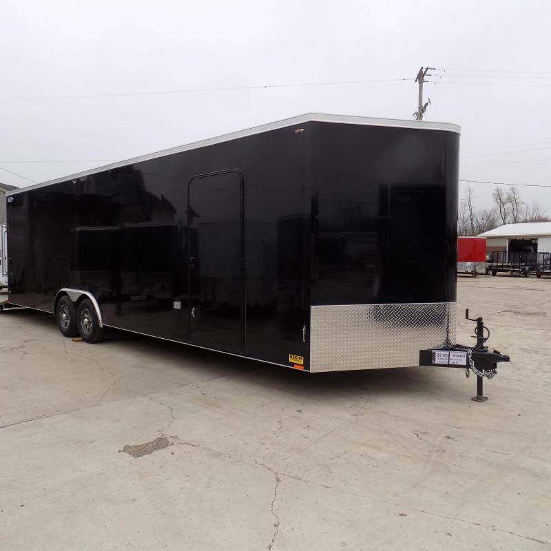 New Legend Cyclone 8.5' x 28' Enclosed Car Hauler For Sale