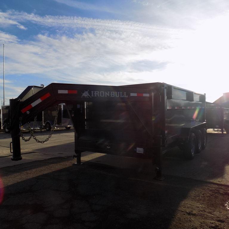 New Iron Bull DTG8316073
