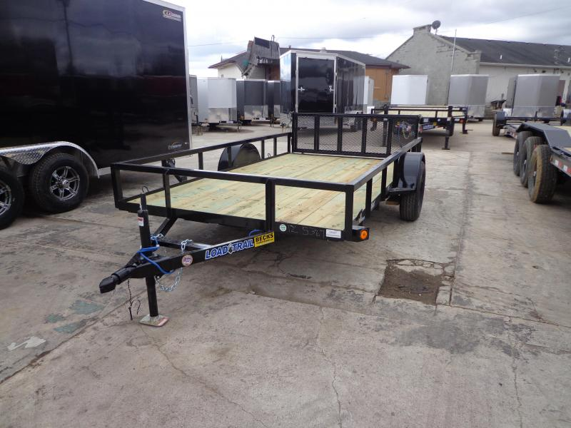 """New Load Trail 77"""" x 12' Utility Trailer for Sale"""