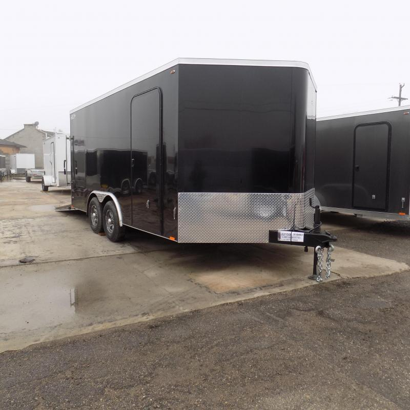 New Legend Cyclone 8.5' x 18' Enclosed Cargo / Car Hauler