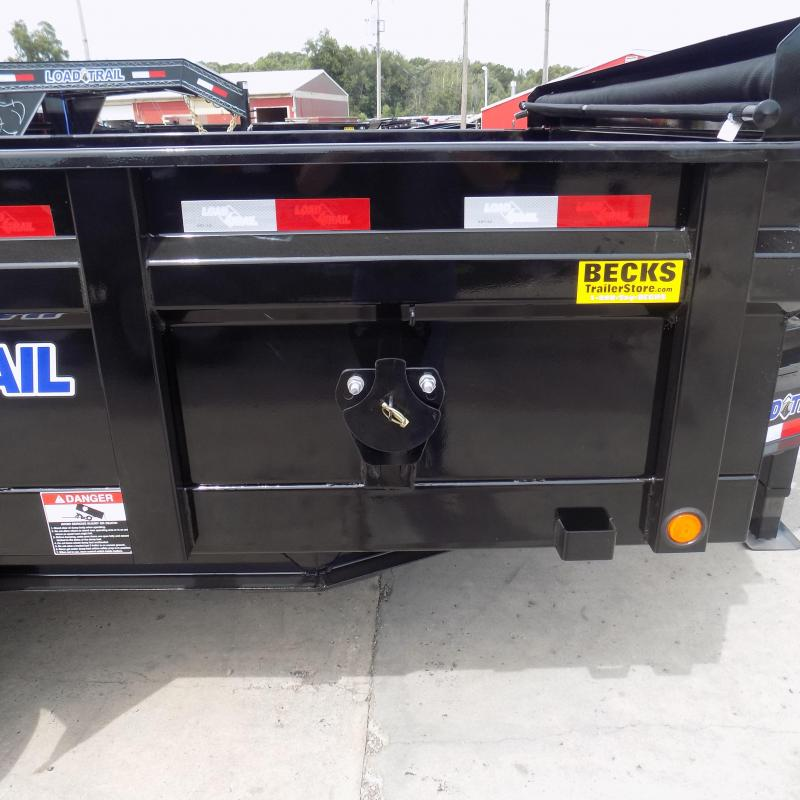 "New Load Trail DT14 83"" x 14' Dump Trailer for Sale"