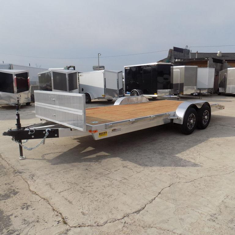 New Legend Trailers Open Car Hauler 7X20OCHTA52 in Ashburn, VA