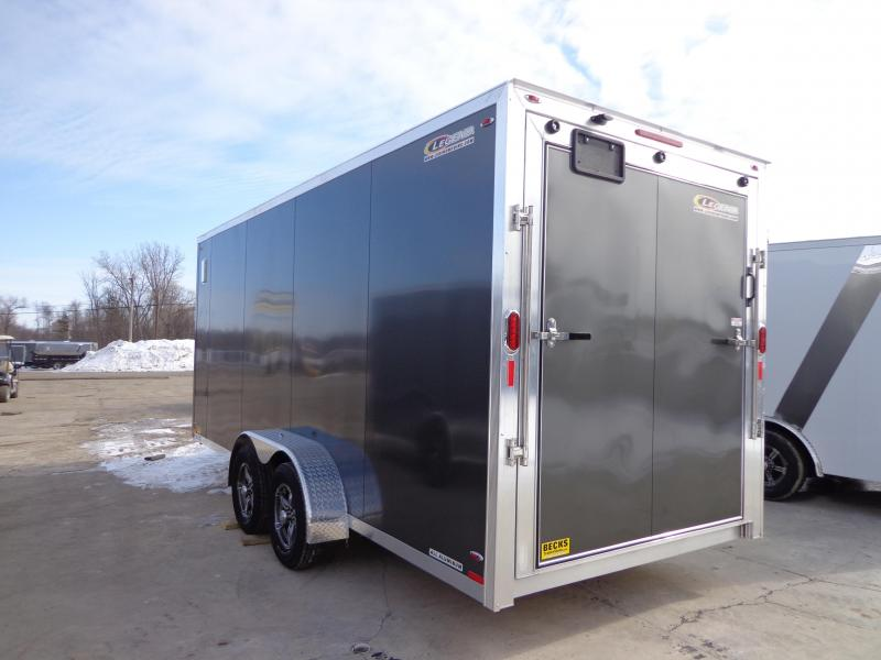 New Legend FTV 7' x 21' Aluminum Enclosed Trailer For Sale