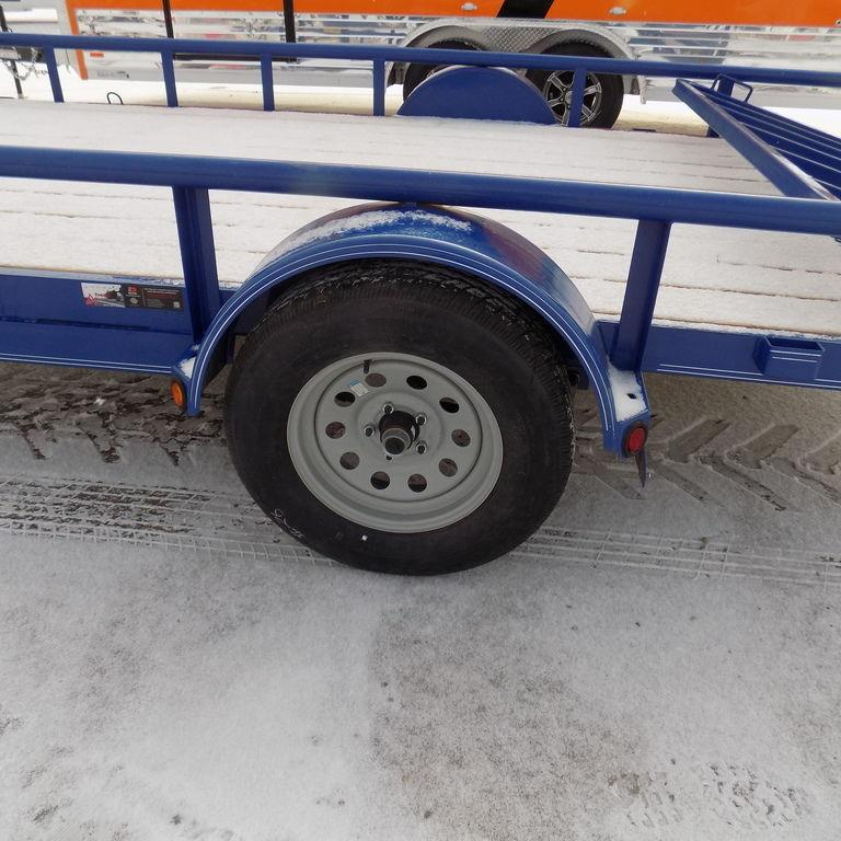 """New Load Trail SB03 83"""" x 14' Open Utility Trailer for Sale"""