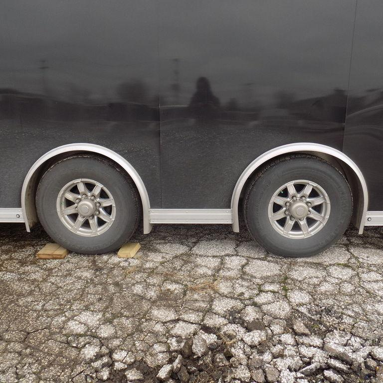 New Sundowner Trailers 30' XTRA Series Transporter Aluminum Gooseneck Trailer