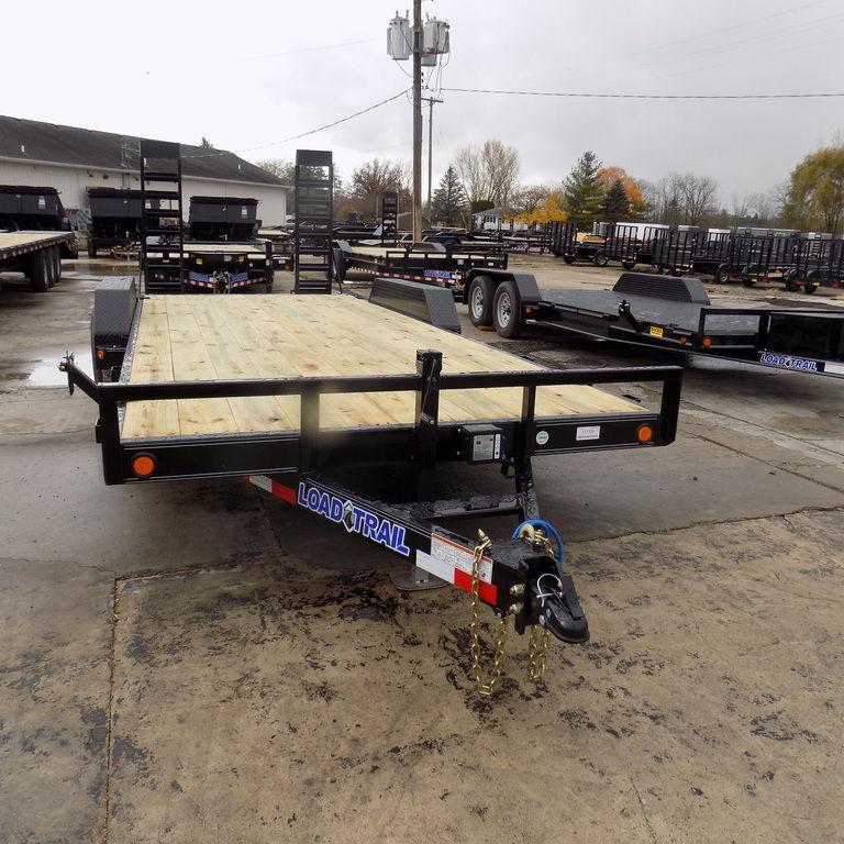 "New Load Trailer CH10 83"" x 20' Open Car Hauler for Sale"