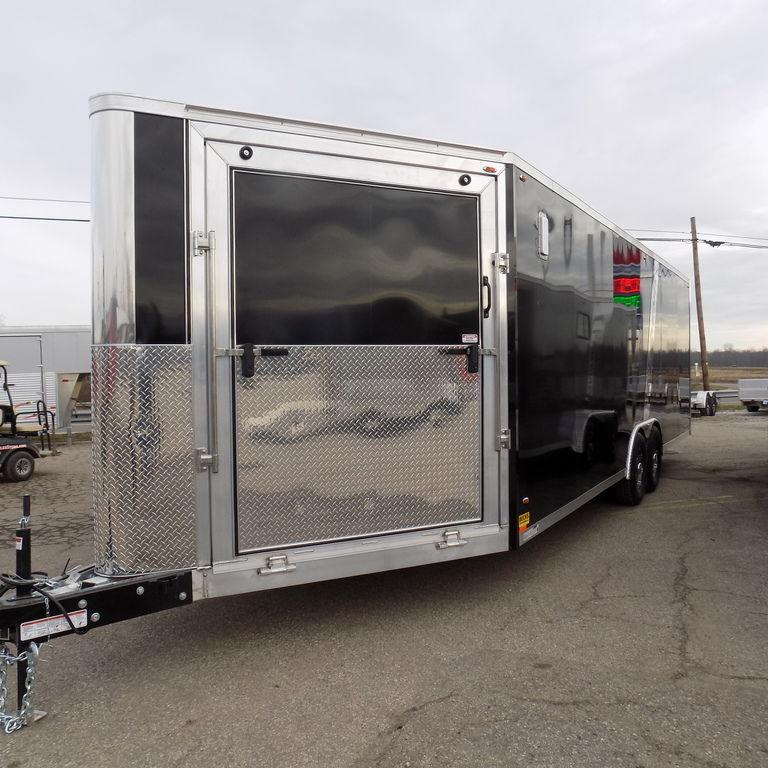 New Legend Trailmaster 8.5' x 30' Aluminum Enclosed Trailer in Ashburn, VA