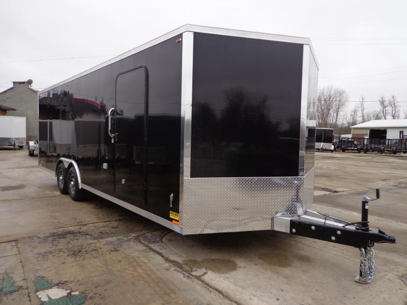 New Legend Explorer 8.5 x 26' Aluminum Car Hauler For Sale