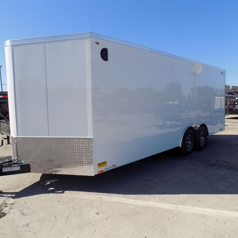 New Legend Trailers Cyclone V Nose 8.5X22STVTA52 in Ashburn, VA