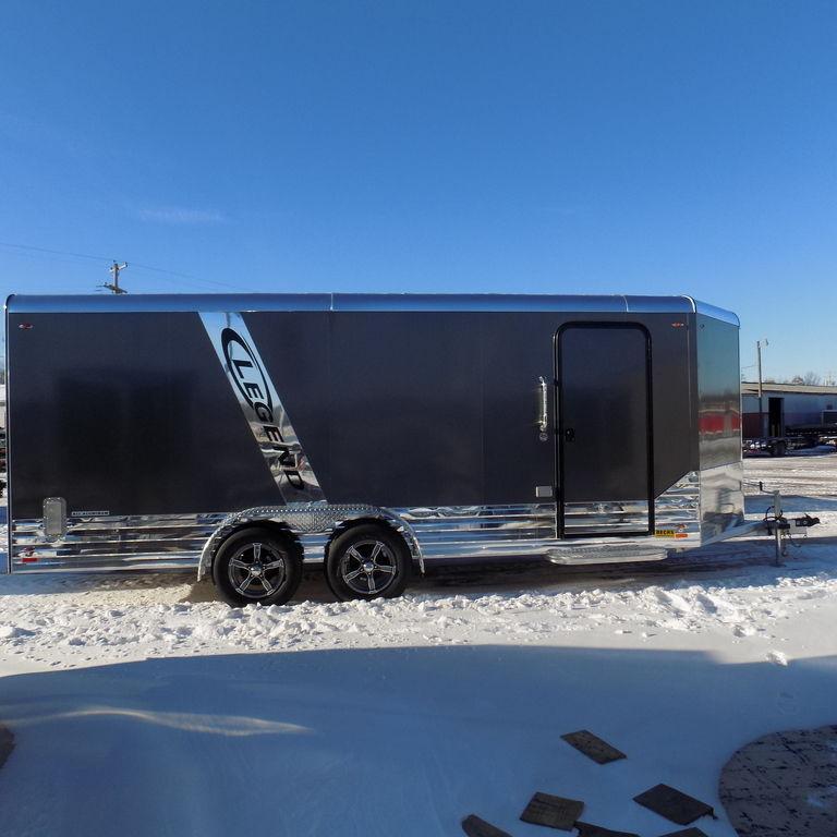 New Legend Trailers Deluxe V Nose Cargo 7X21DVNTA in Ashburn, VA