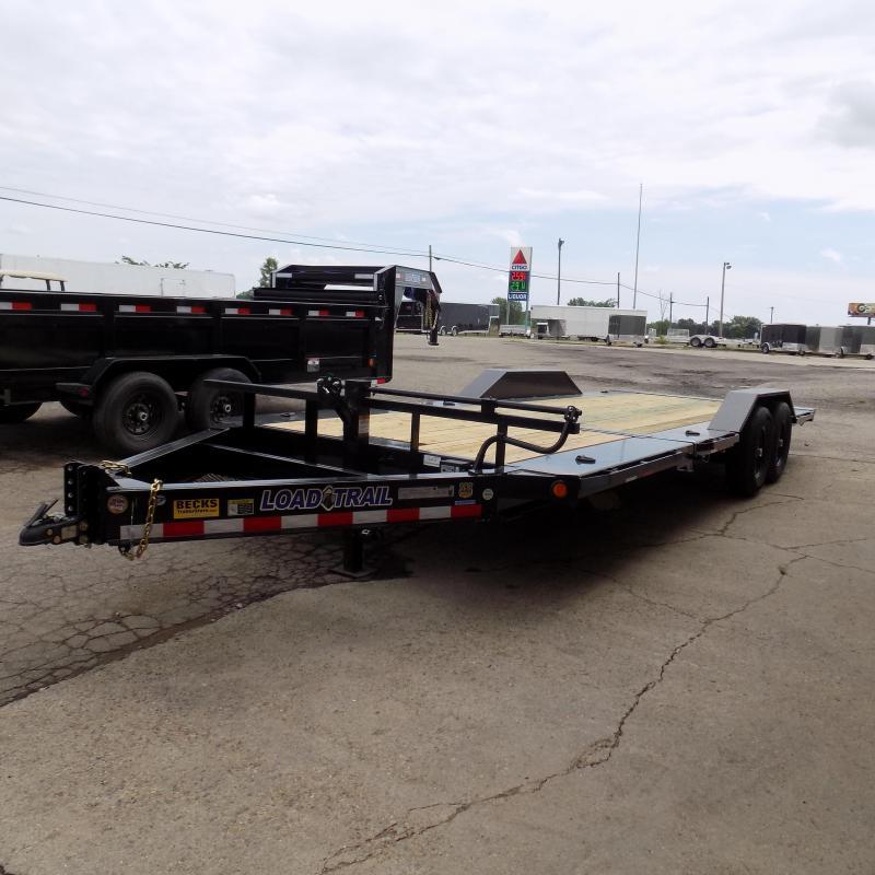 """New Load Trail 102"""" x 22' Tilt-N-Go Equipment Trailer For Sale"""