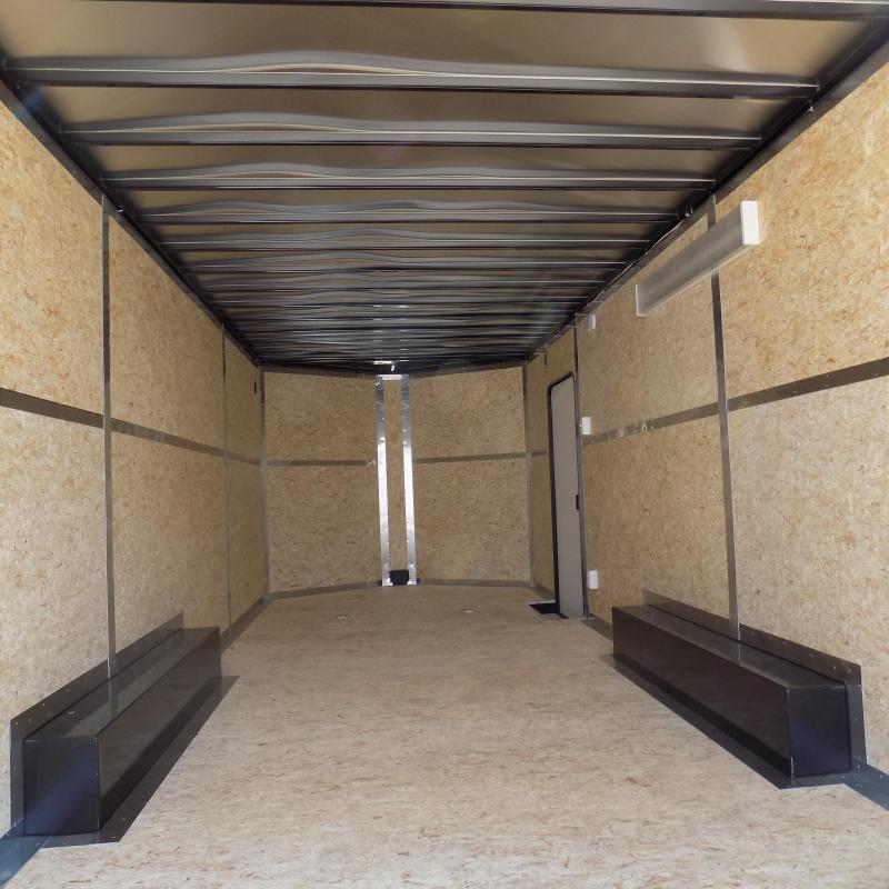 New Legend Trailers Legend Cyclone 8.5' x 24' Enclosed Cargo Trailer For Sale