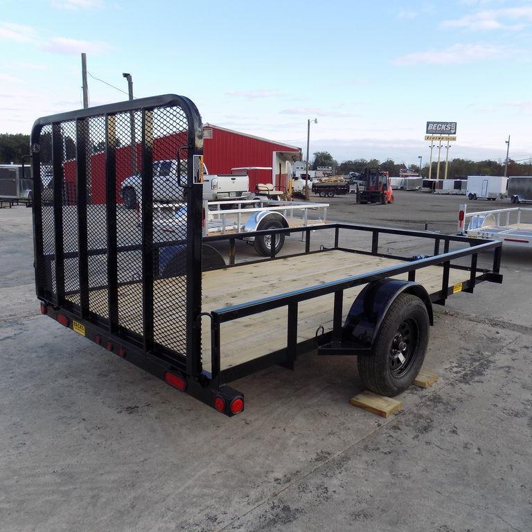 "New LOAD TRAIL SE 77"" x12' Utility Trailer for Sale"