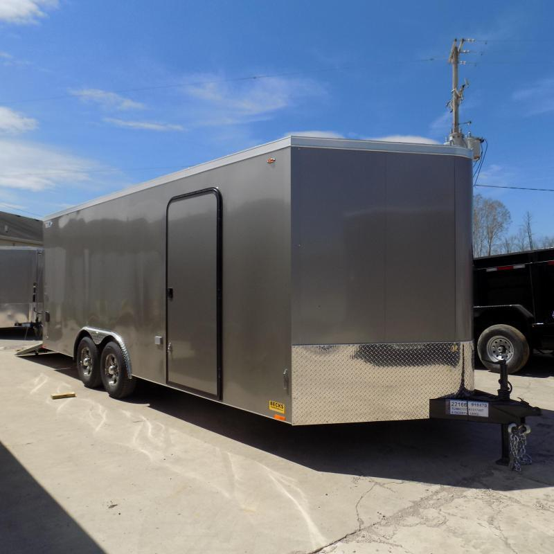 New Legend Trailers Legend Cyclone 8.5 Steel 8.5X22STVTA52