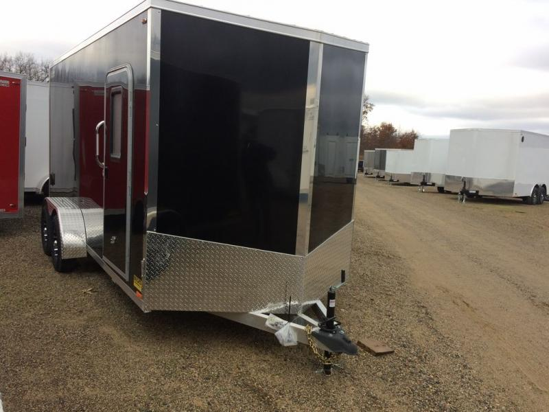 New Legend  Explorer 7' x 18' Aluminum Enclosed Cargo Trailer For Sale-Payments $149/mo.