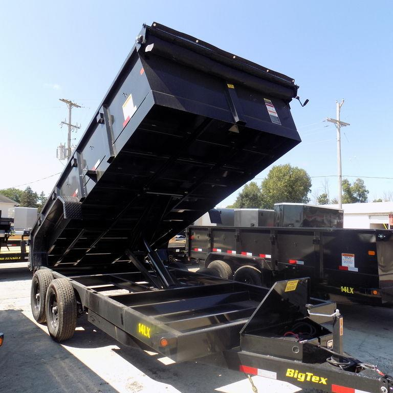 New Big Tex Trailers 14LX 16-Payments $181/mo.