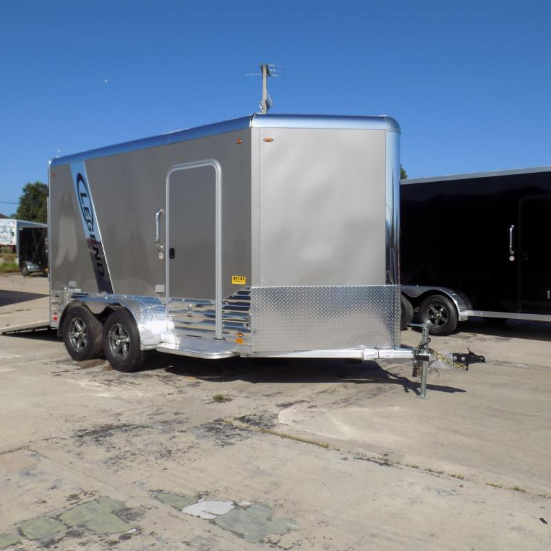 New Legend Trailers Deluxe V Nose Cargo 7X15DVNTA