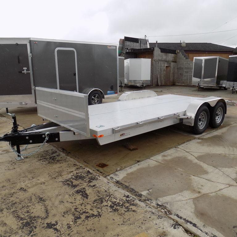 New Legend Trailers Aluminum Open Car Hauler in Ashburn, VA