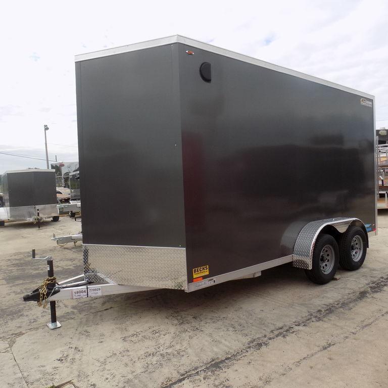 New Legend Thunder 7' x 16' Aluminum Enclosed Cargo Trailer For Sale